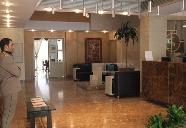 هتل ساینا